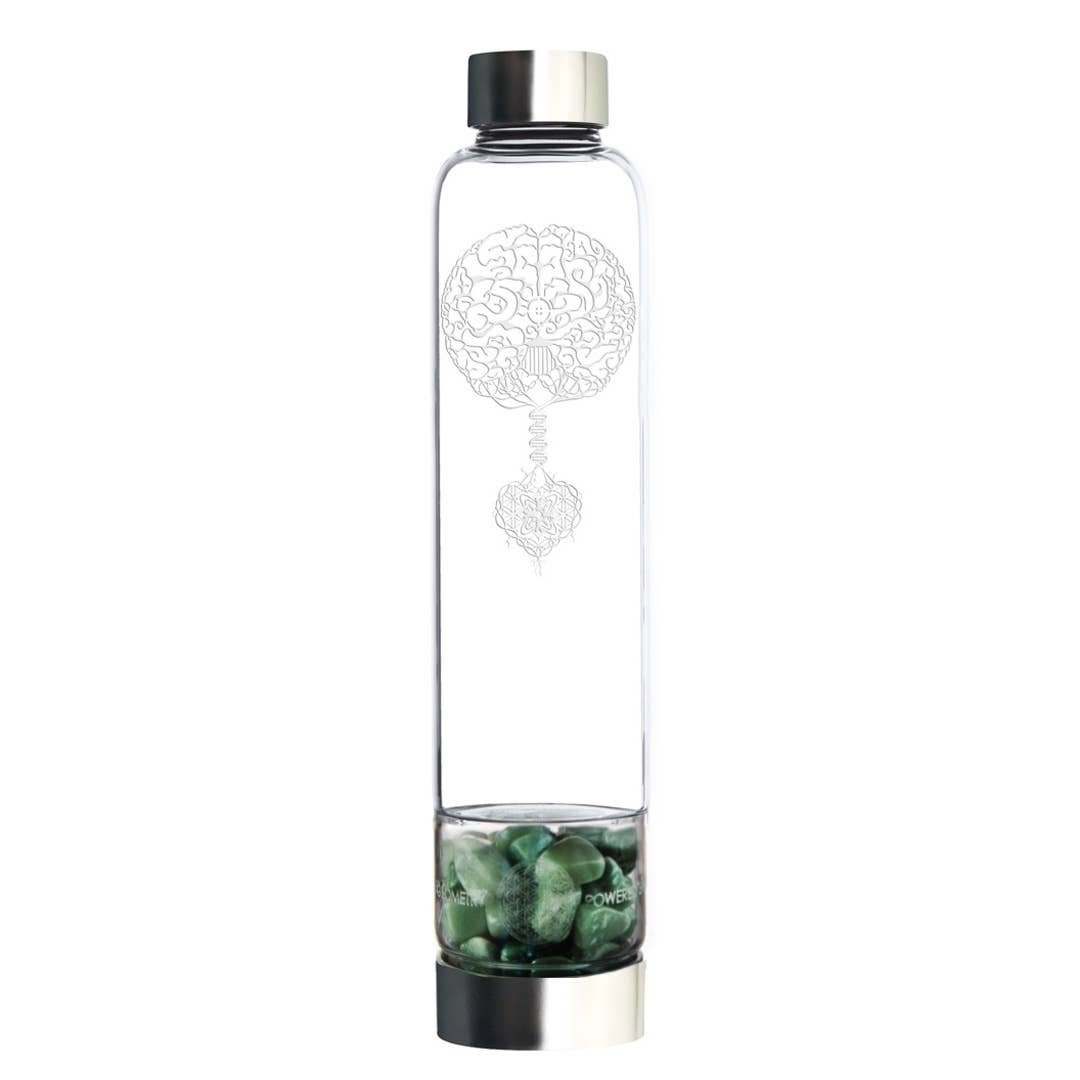 Power Water Bottle - Heart to Mind | Trada Marketplace
