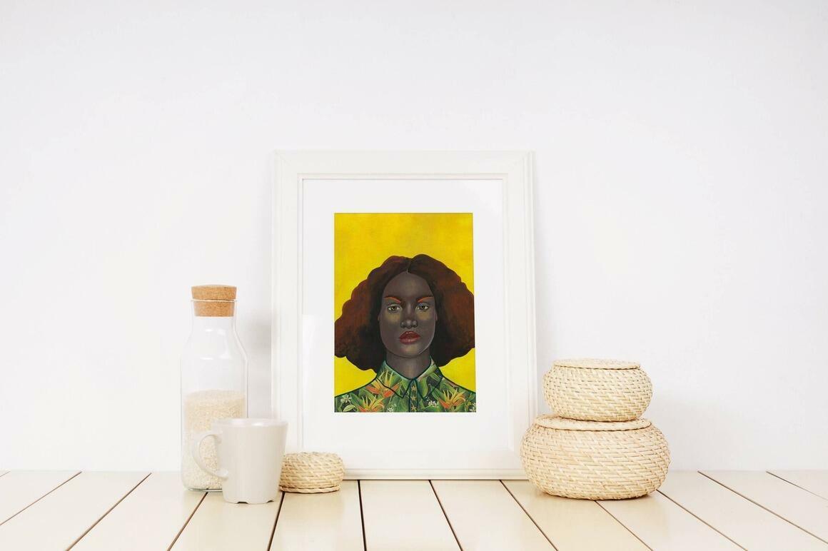 Open Edition: Portrait 8 | Trada Marketplace