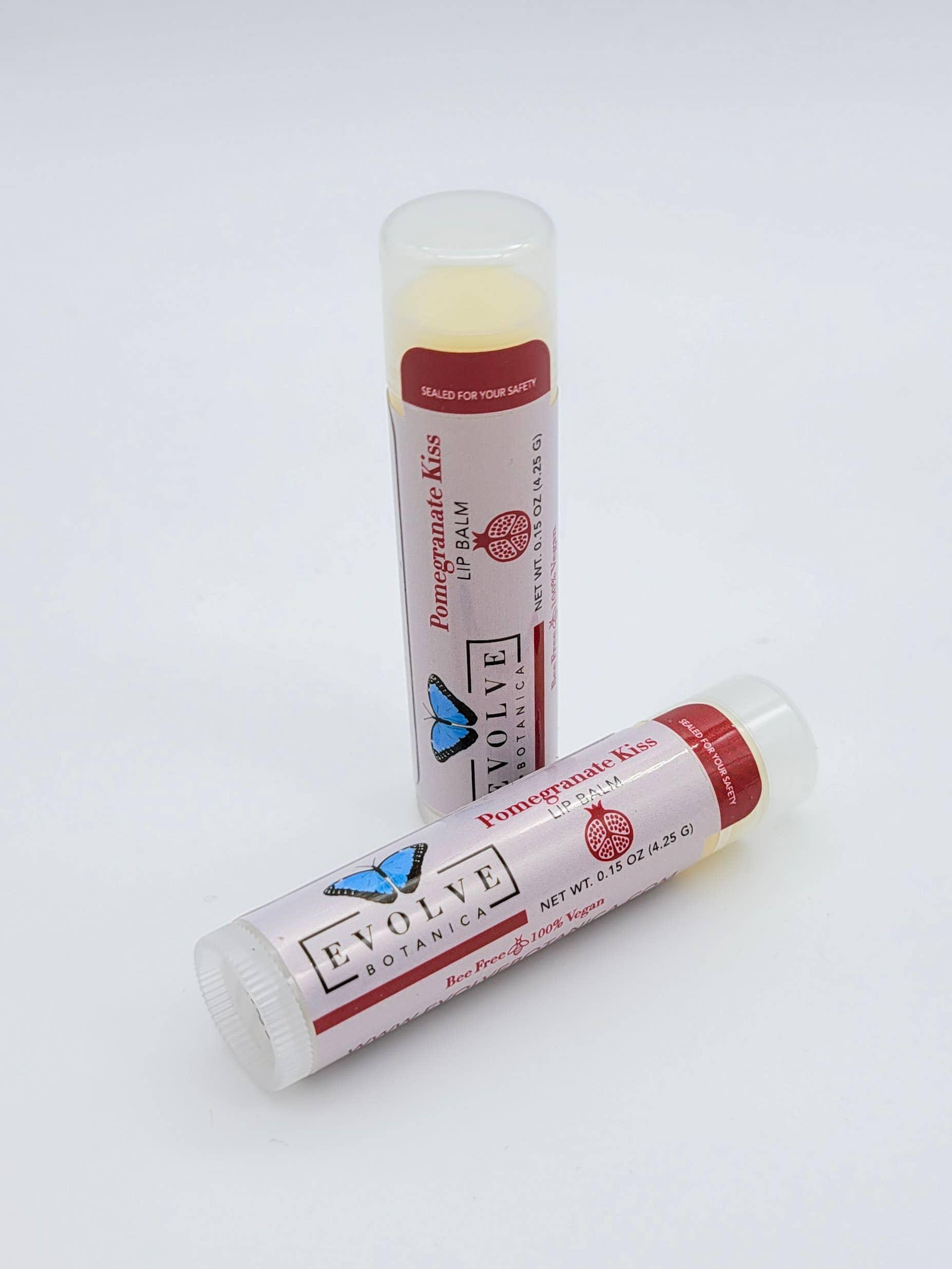 Evolve - Lip Balm - Pomegranate (Vegan) | Trada Marketplace