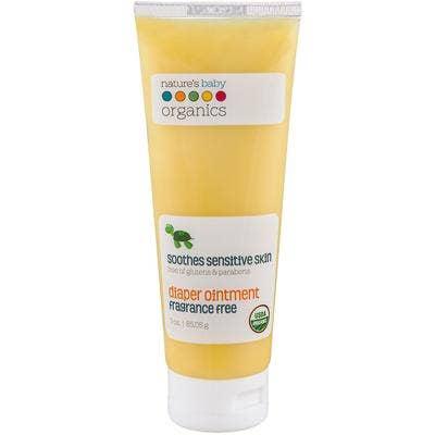 Organic  Diaper Ointment Fragrance Free 3 oz | Trada Marketplace