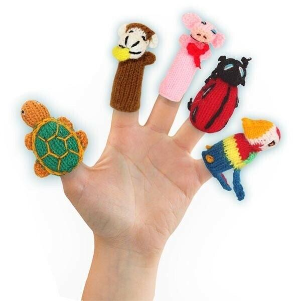 Finger Puppets Inc. | Trada Marketplace