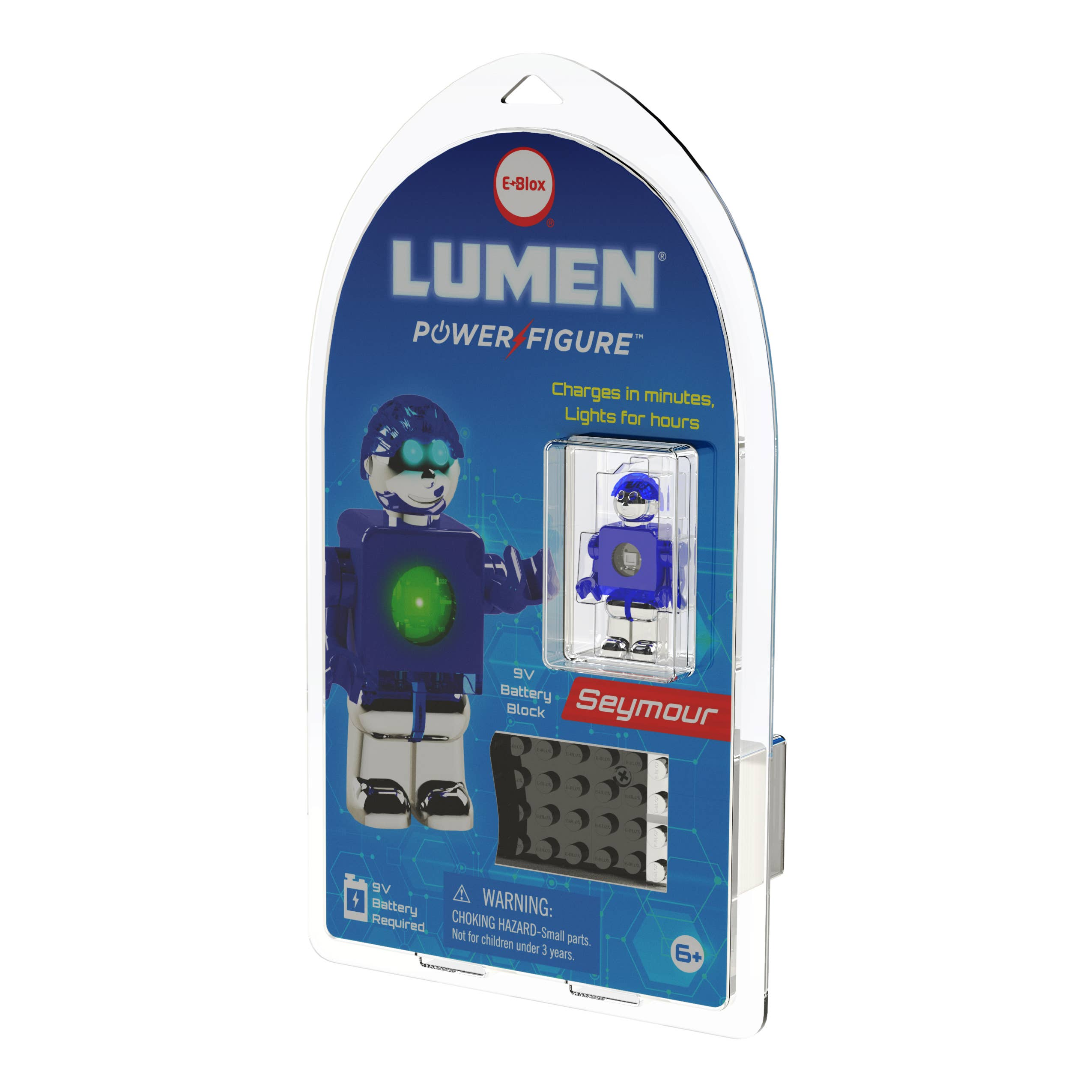 LUMEN®- Seymour - Illuminated PowerFigure   Trada Marketplace