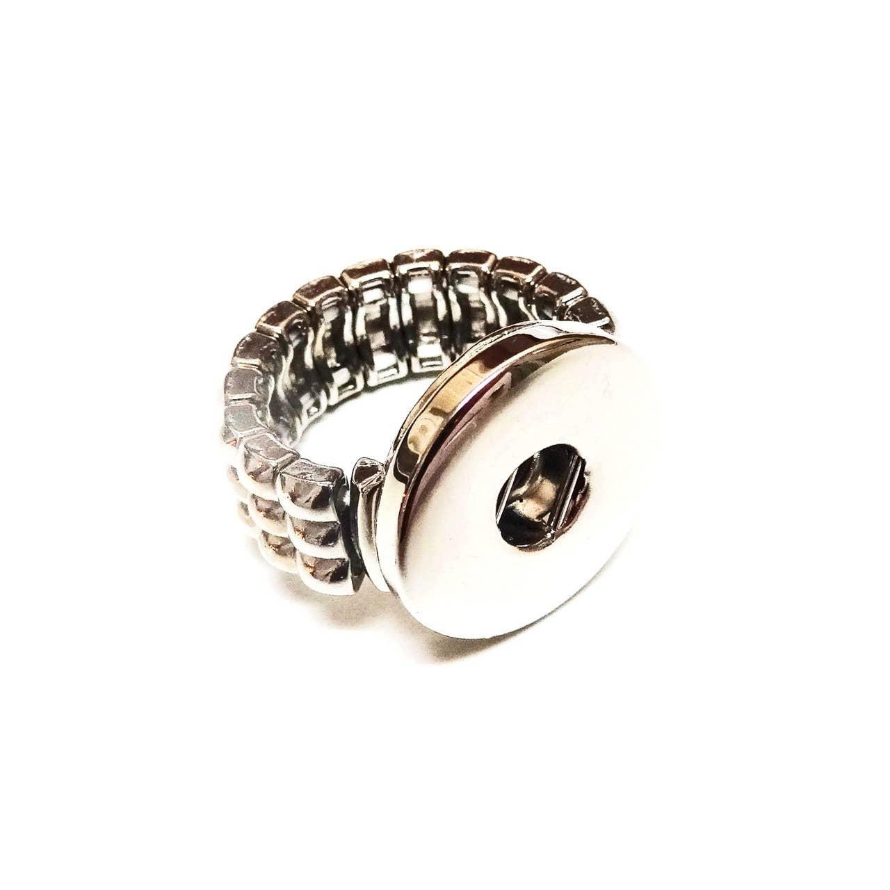 Snap Jewel Stretch Ring | Trada Marketplace