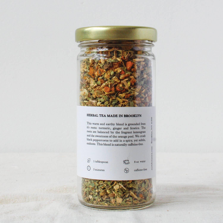 Turmeric & Ginger - Herbal Tea - Loose Leaf   Trada Marketplace