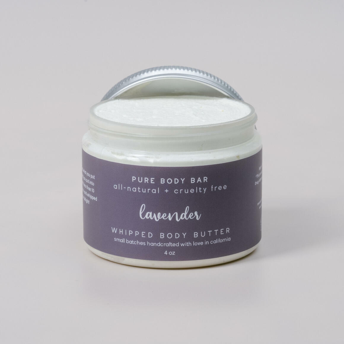 Lavender Whipped Body Butter   Trada Marketplace