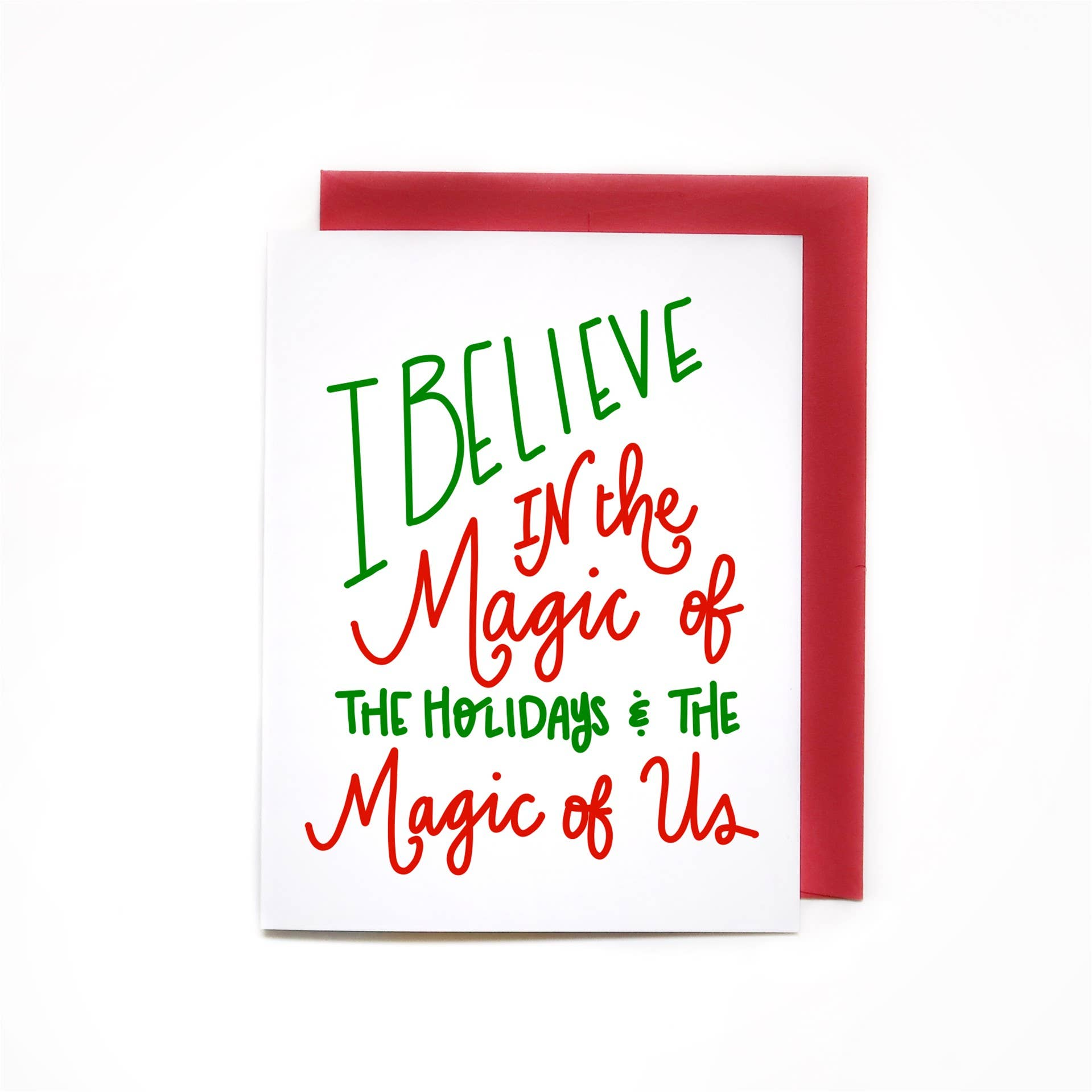 I Believe in the Magic of the Holidays & the Magic of Us | Trada Marketplace