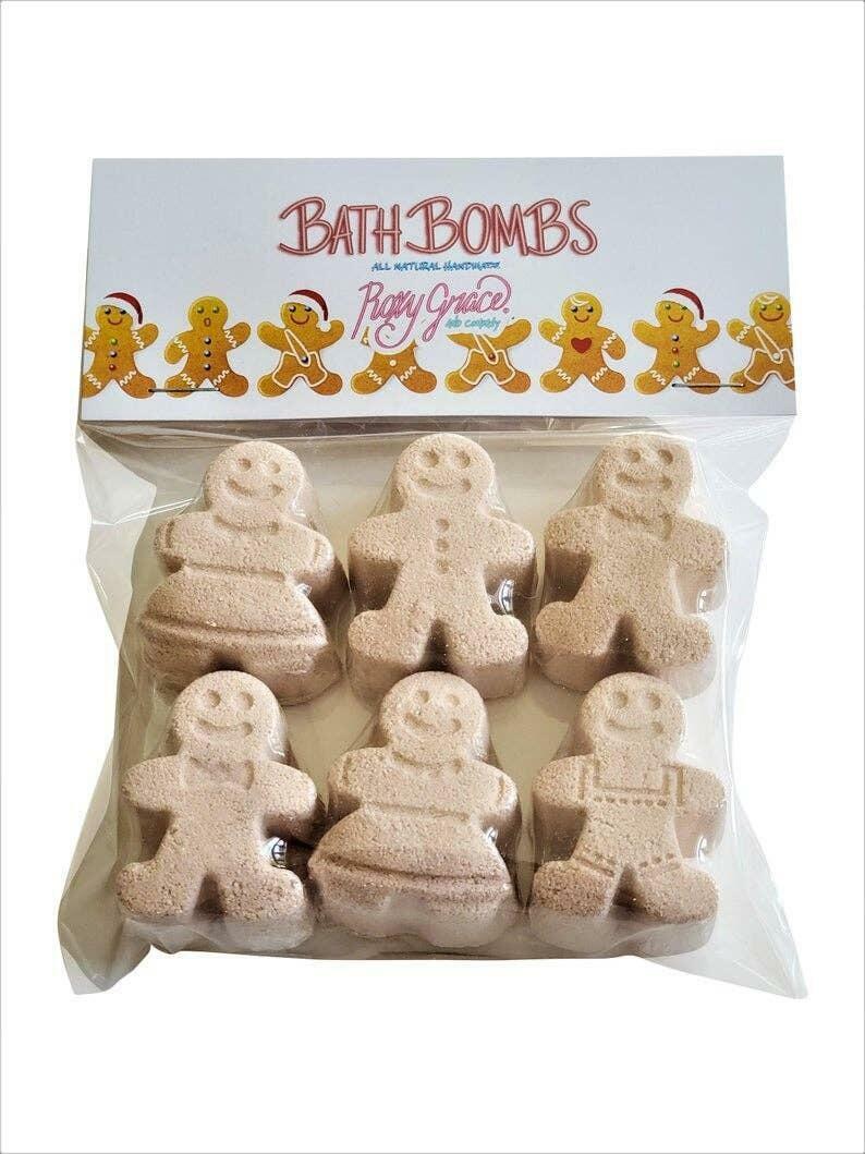 Gingerbread Men - Pack of 6 | Trada Marketplace