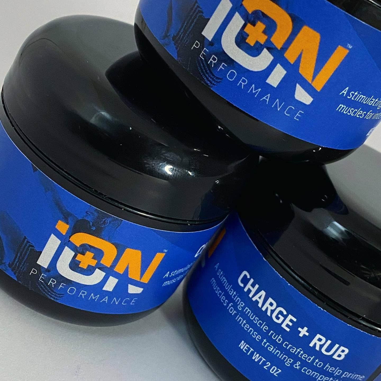 iON Charge Muscle Rub | Trada Marketplace