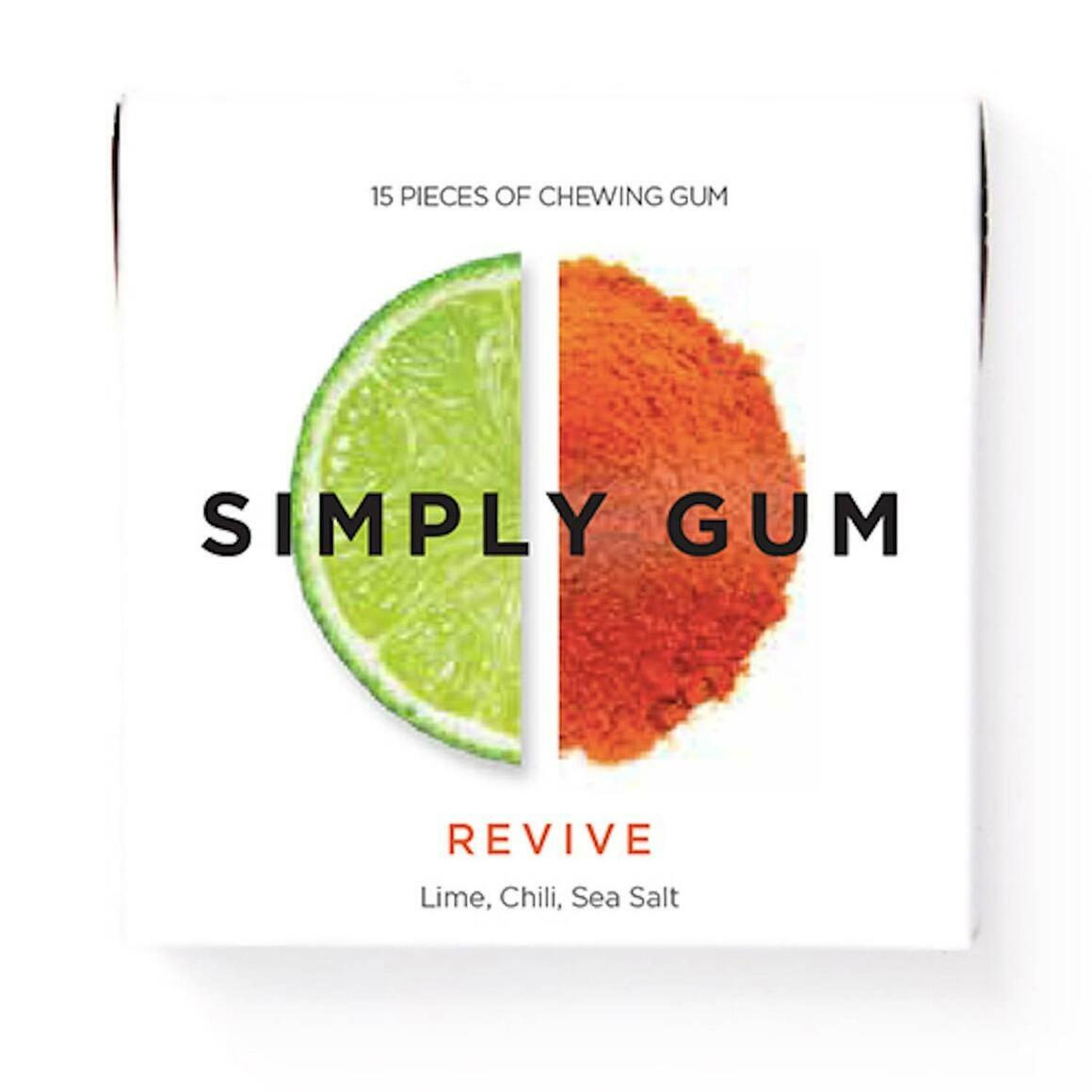 Revive Natural Chewing Gum | Trada Marketplace