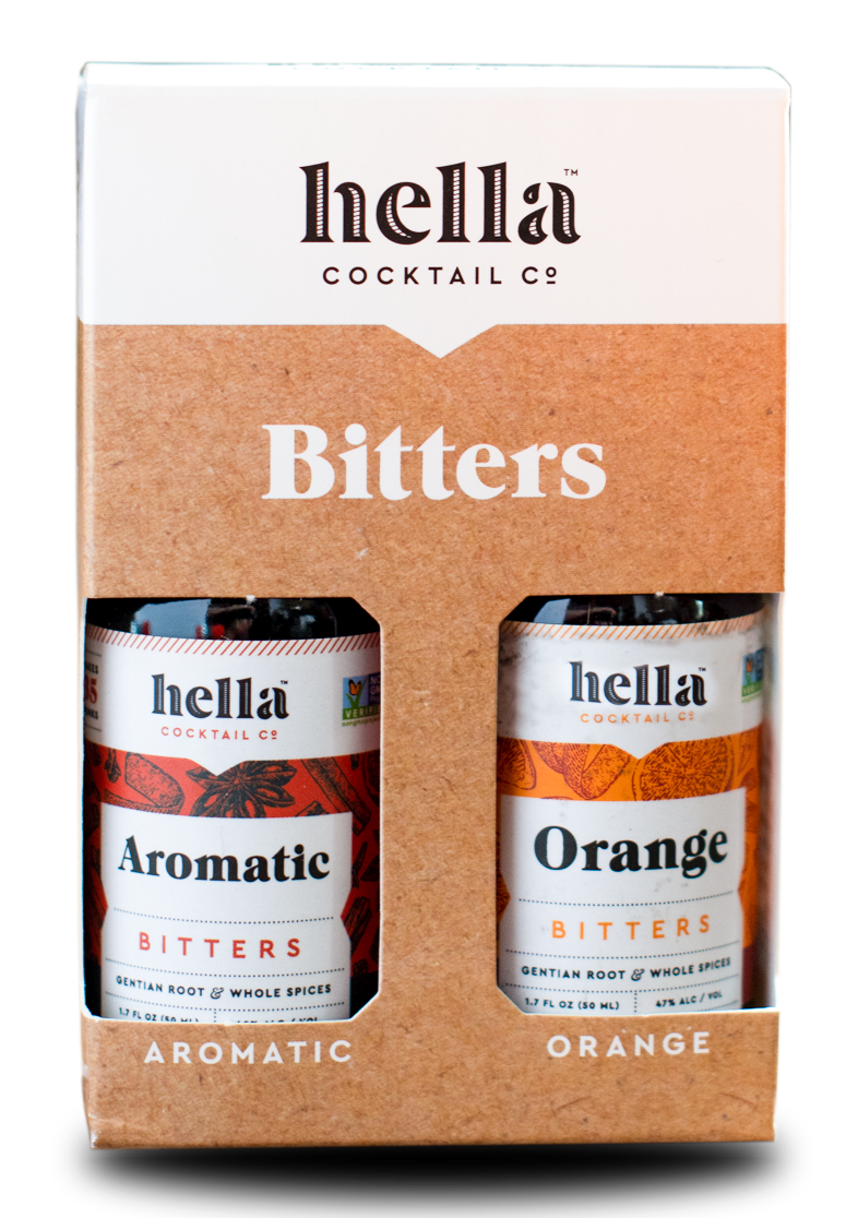Two Flavor Bitters Bar Set | Trada Marketplace