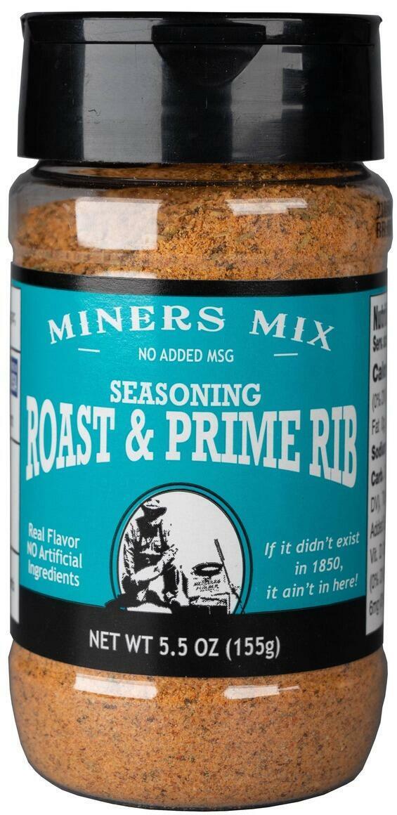 Roast and Prime Rib Herbed Seasoning and Rub | Trada Marketplace