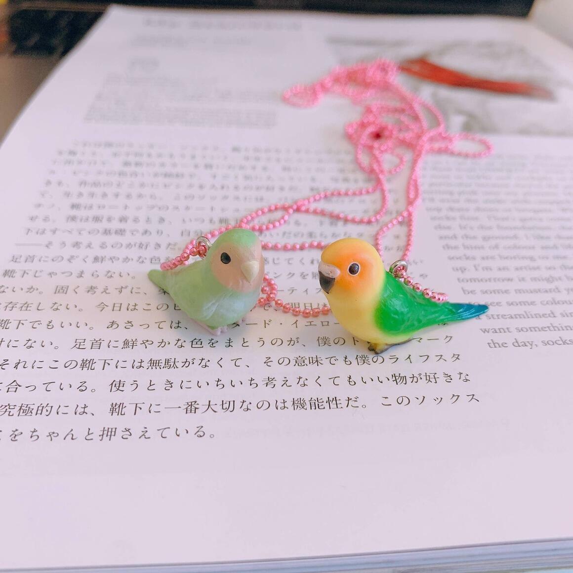 Ltd Pop Cutie Bird Kids Necklaces Mixed Designs | Trada Marketplace