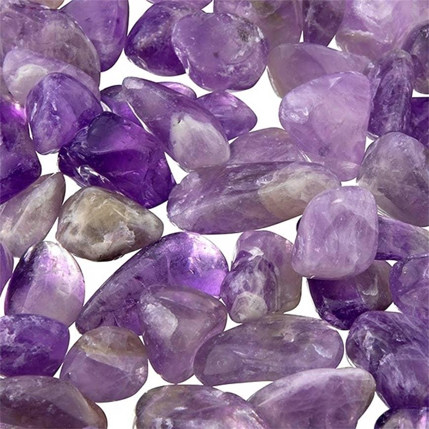 Crystal Pouch - Amethyst | Trada Marketplace