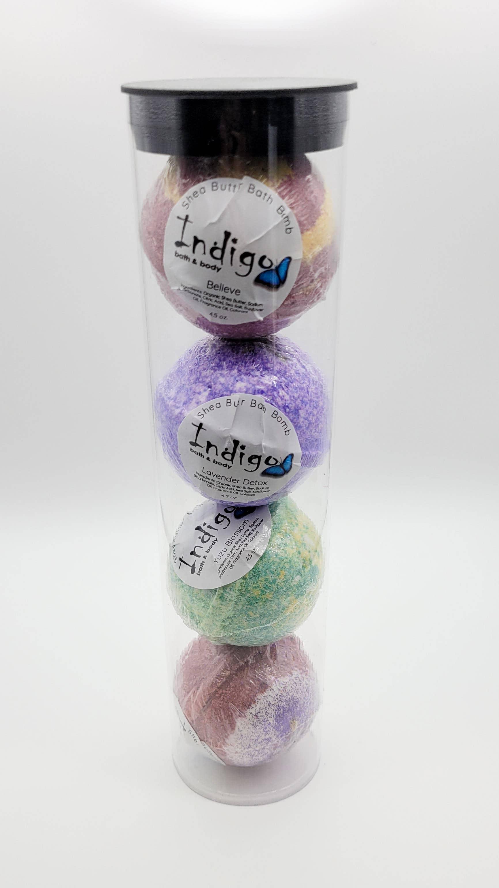Evolve - Shea Butter Bath Bomb Gift Set - Best Sellers  | Trada Marketplace