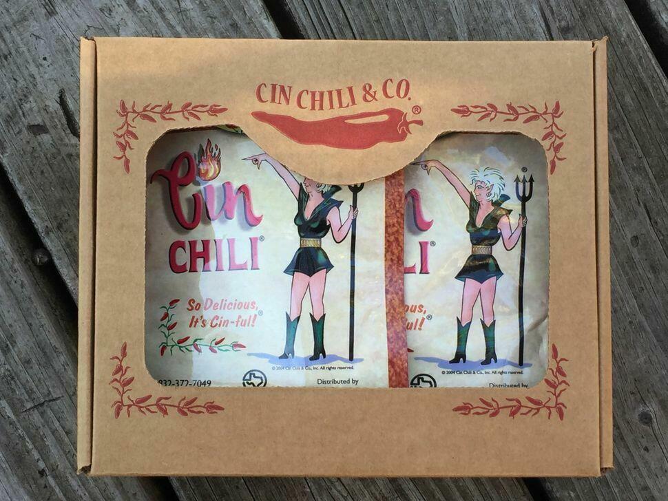 CIN CHILI 6 PAK GIFT BOX | Trada Marketplace