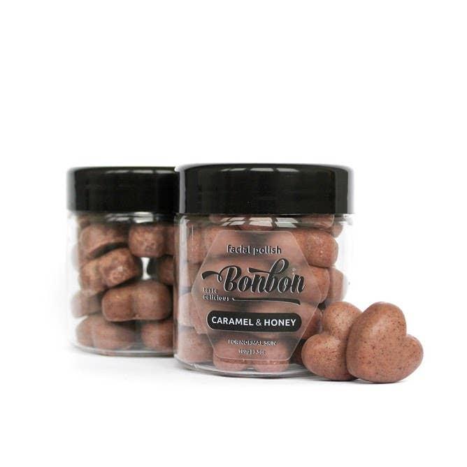 Caramel & Honey Facial Polish for Normal Skin | Trada Marketplace