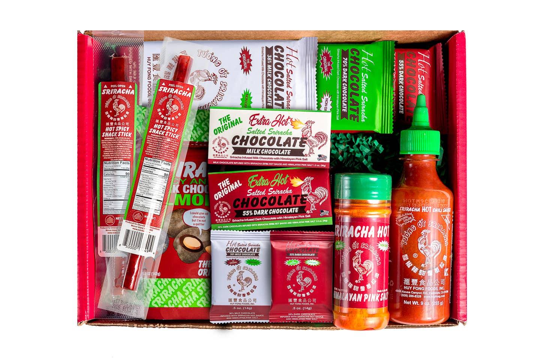 Ultimate Sriracha Gift Box   Trada Marketplace