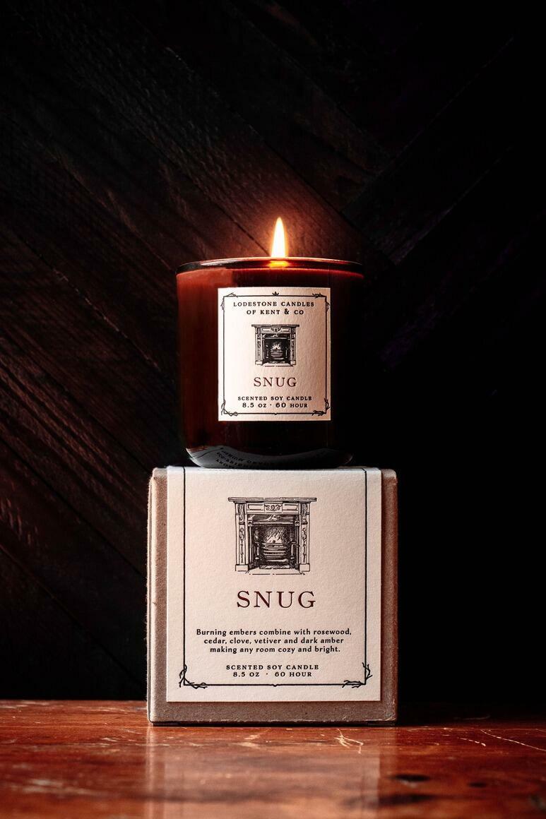 Snug Amber Jar   Trada Marketplace