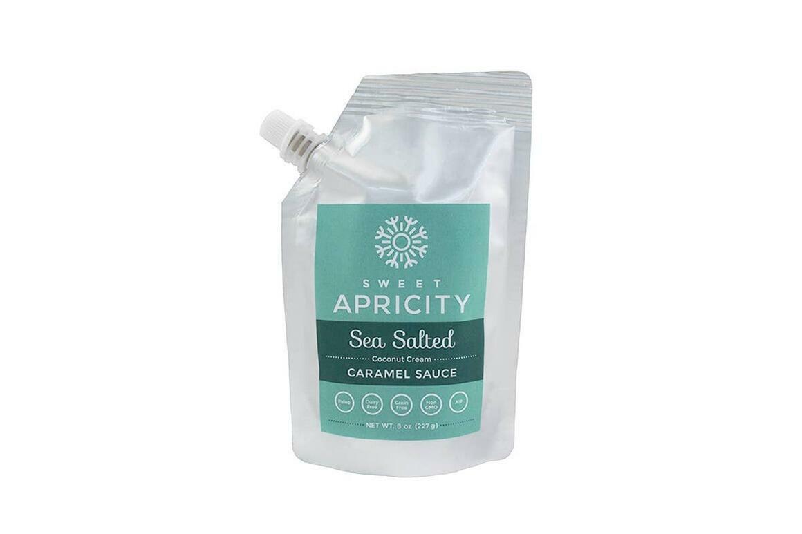Sea Salted Coconut Cream Caramel Sauce | Trada Marketplace