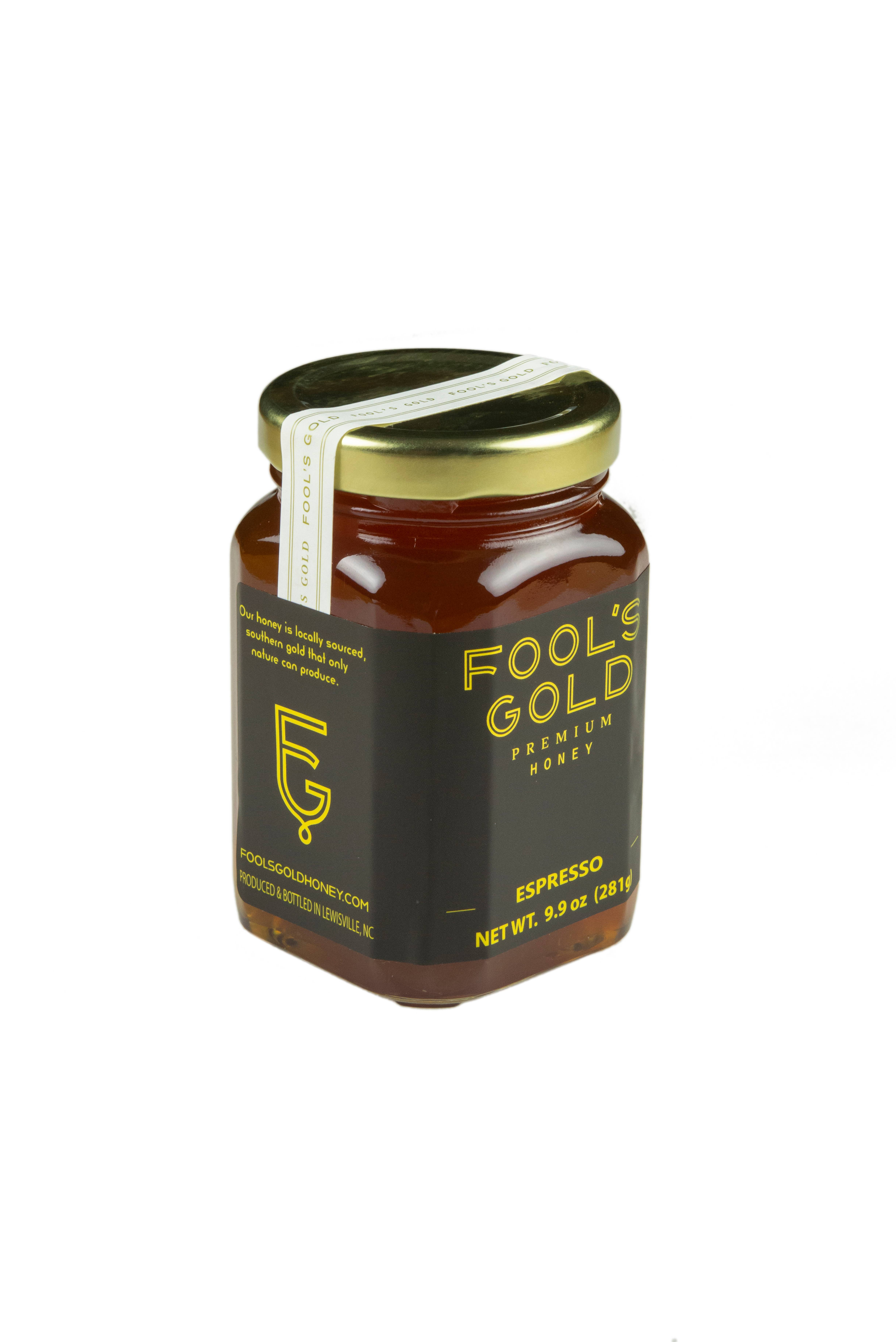 9.9oz Espresso Infused Honey | Trada Marketplace