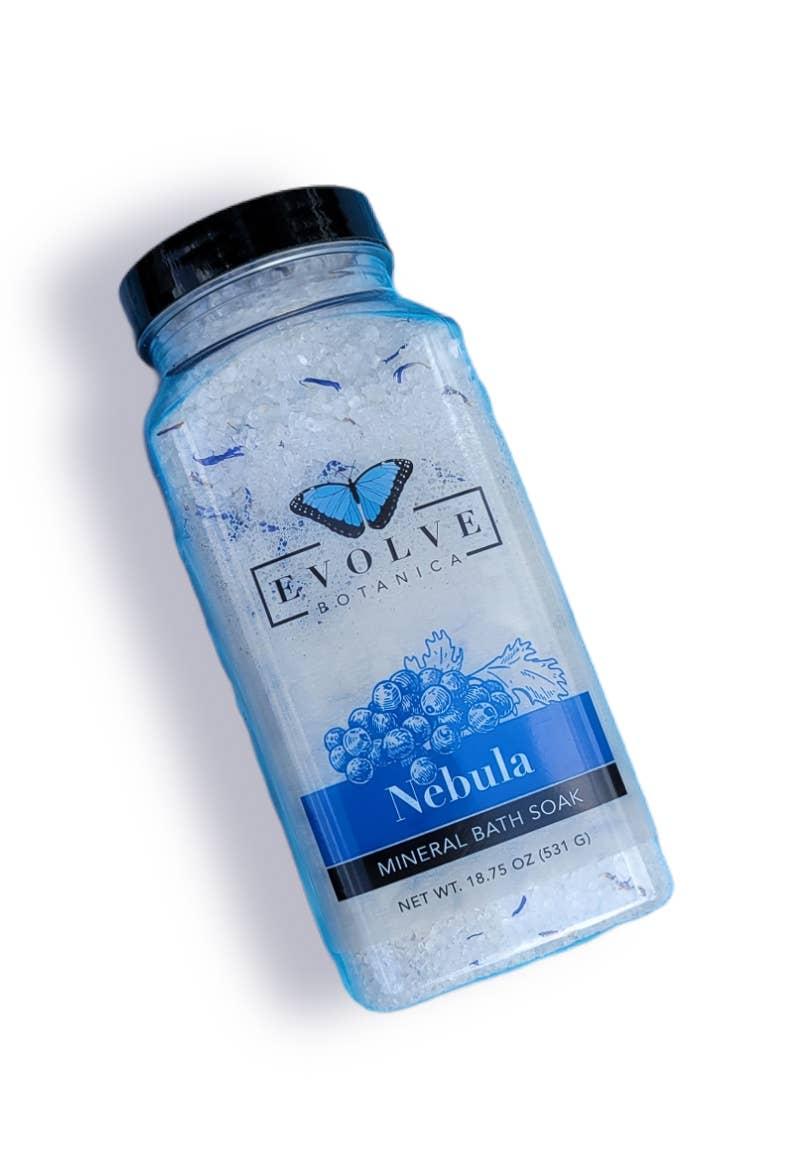 Evolve - Bath Salt / Mineral Soak - Nebula | Trada Marketplace