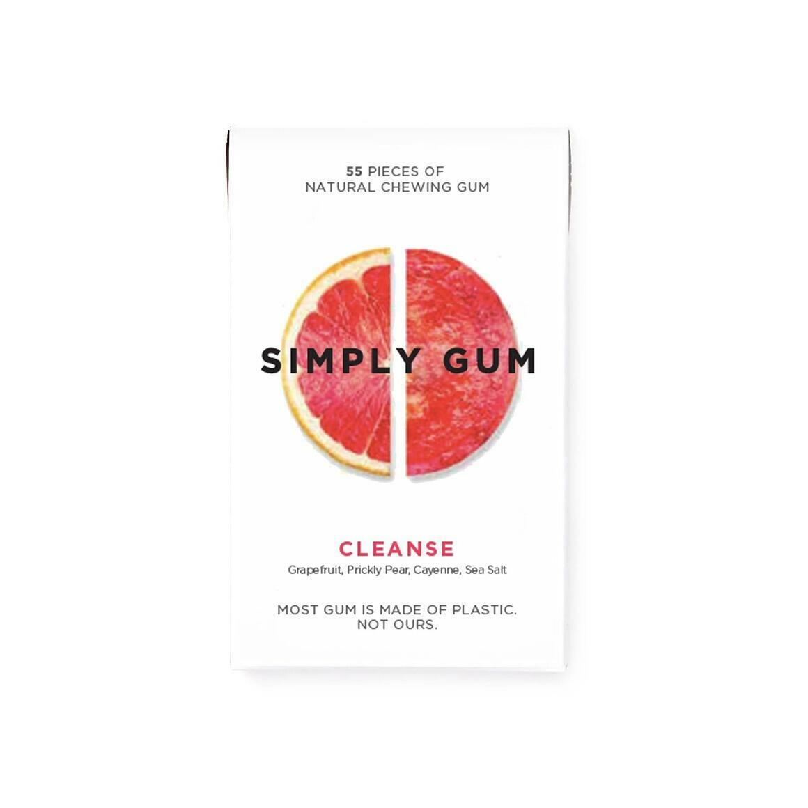 Cleanse Gum- 55 Piece Bulk Pack | Trada Marketplace