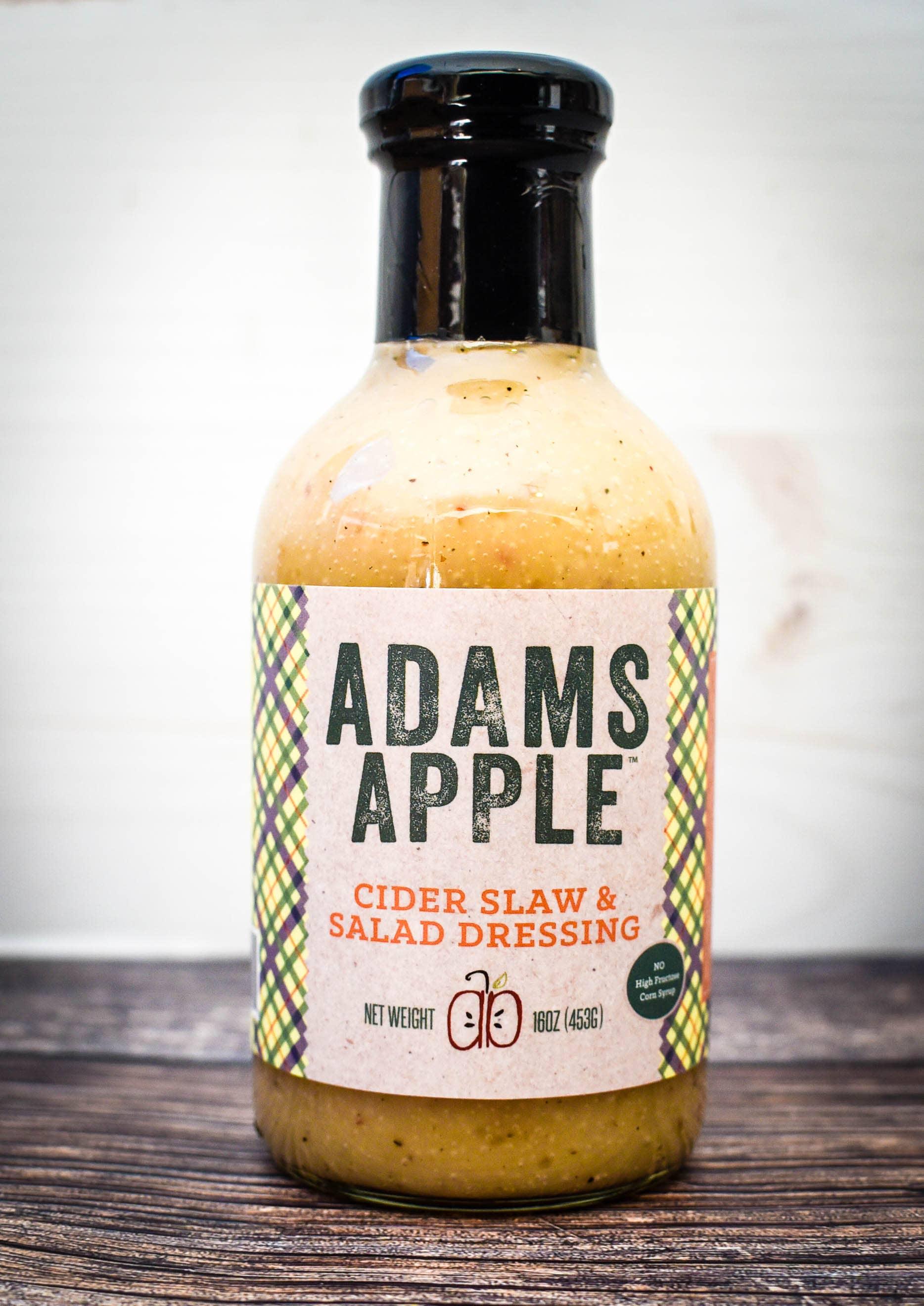 Adams Apple Cider Slaw & Salad Dressing | Trada Marketplace