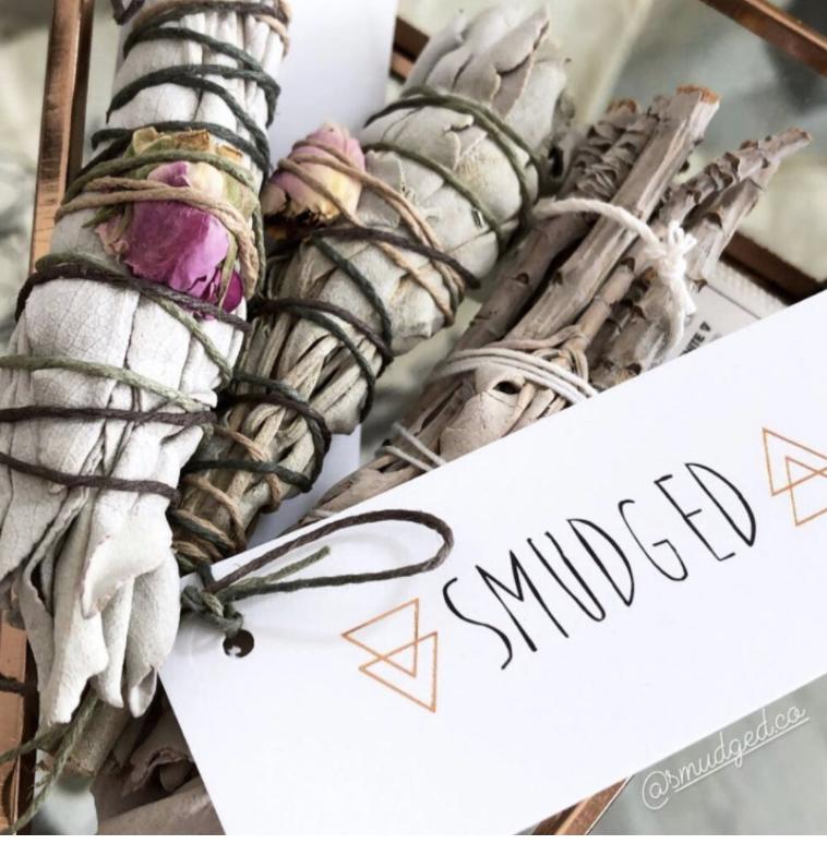 THE CHARIOT - Mini | Sacred Smoke Sage Wand | Trada Marketplace