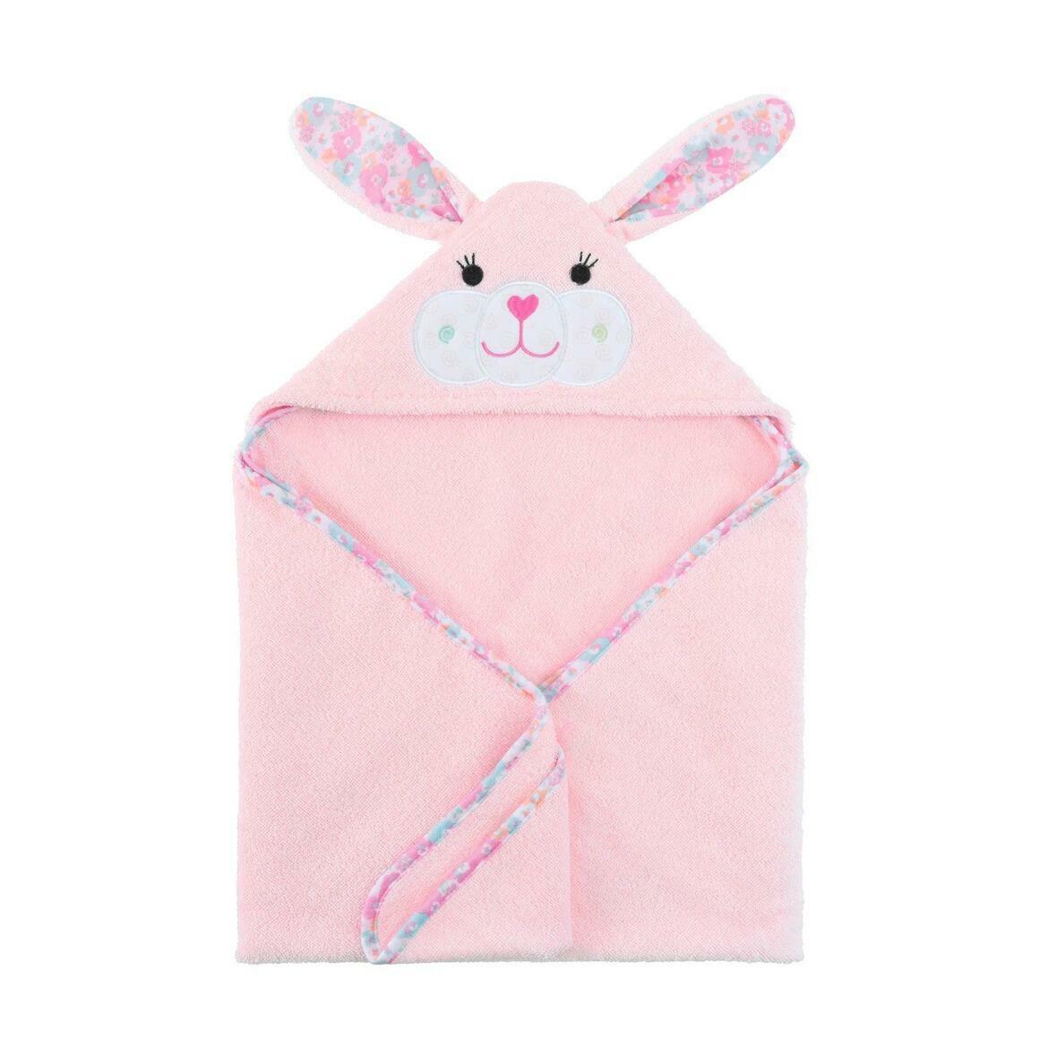 Beatrice the Bunny Baby Towel | Trada Marketplace