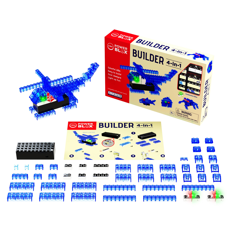Power Blox Builder 4-in-1   Trada Marketplace