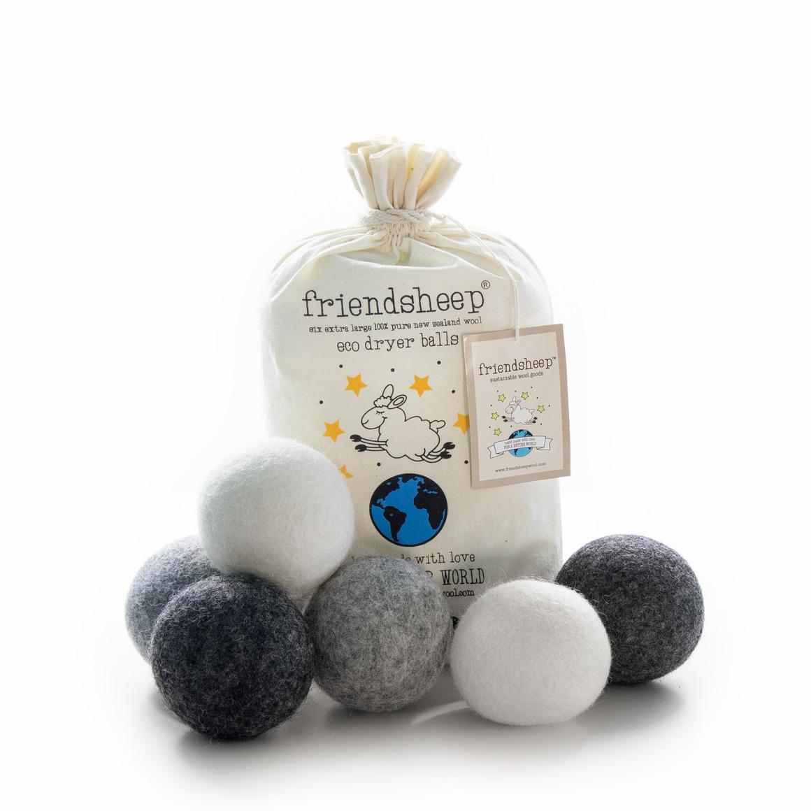Grey Daze Eco Dryer Balls   Trada Marketplace