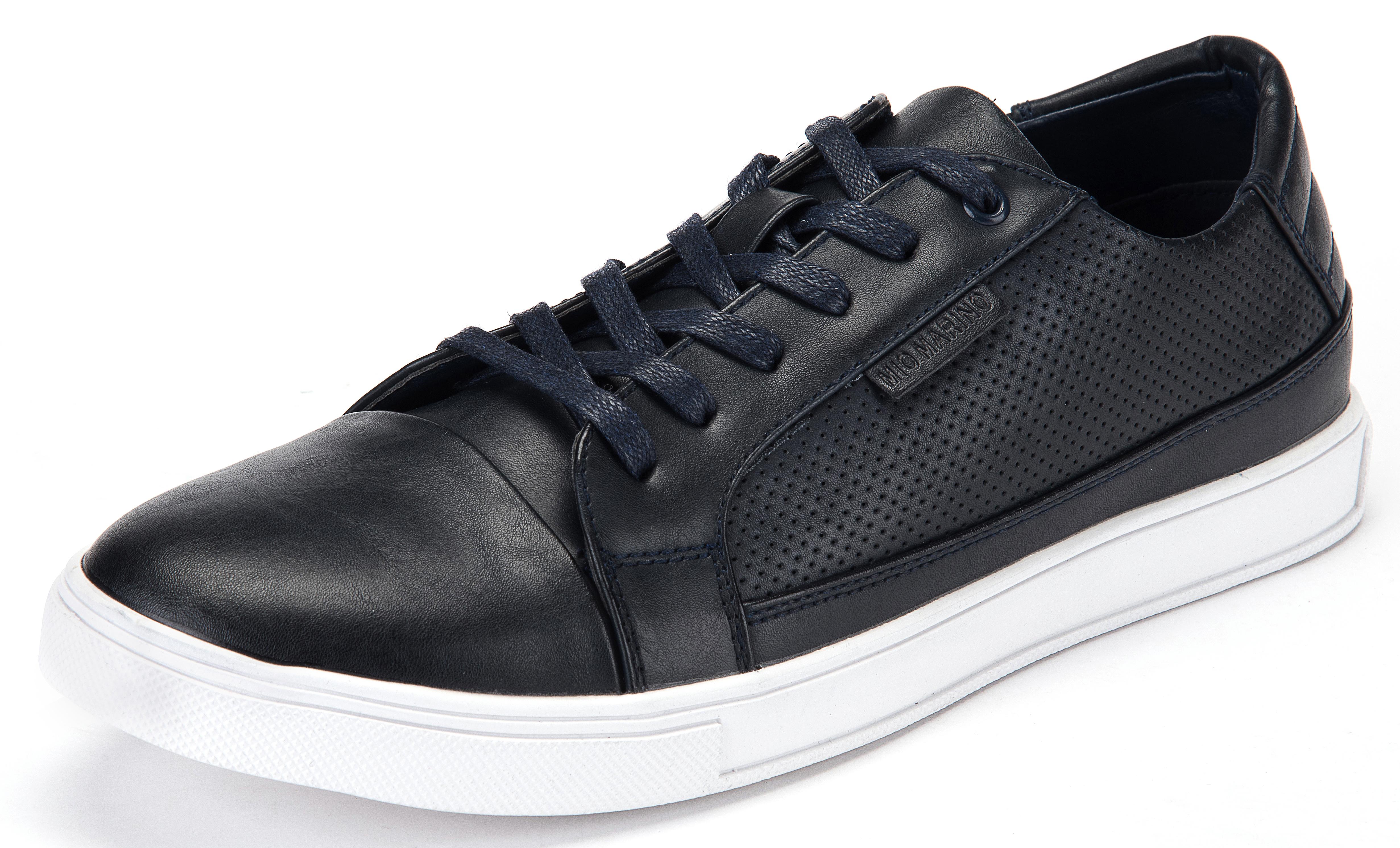 Dappled Lace Fashion Sneakers Navy | Trada Marketplace