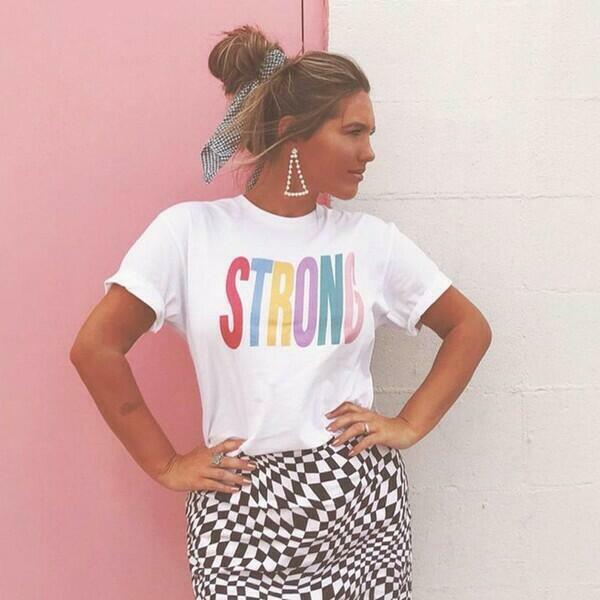 Strong Shirt   Trada Marketplace