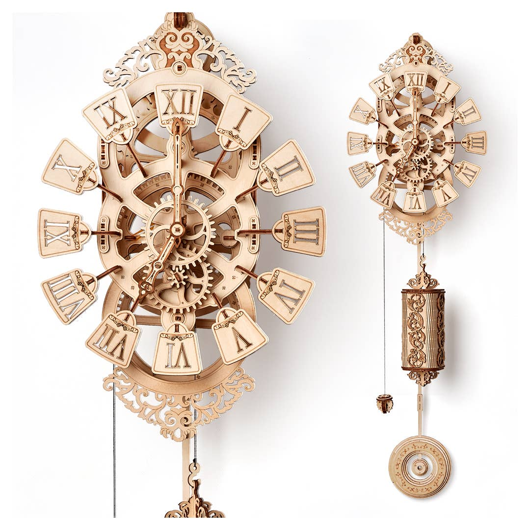 Pendulum Clock Puzzle | Trada Marketplace