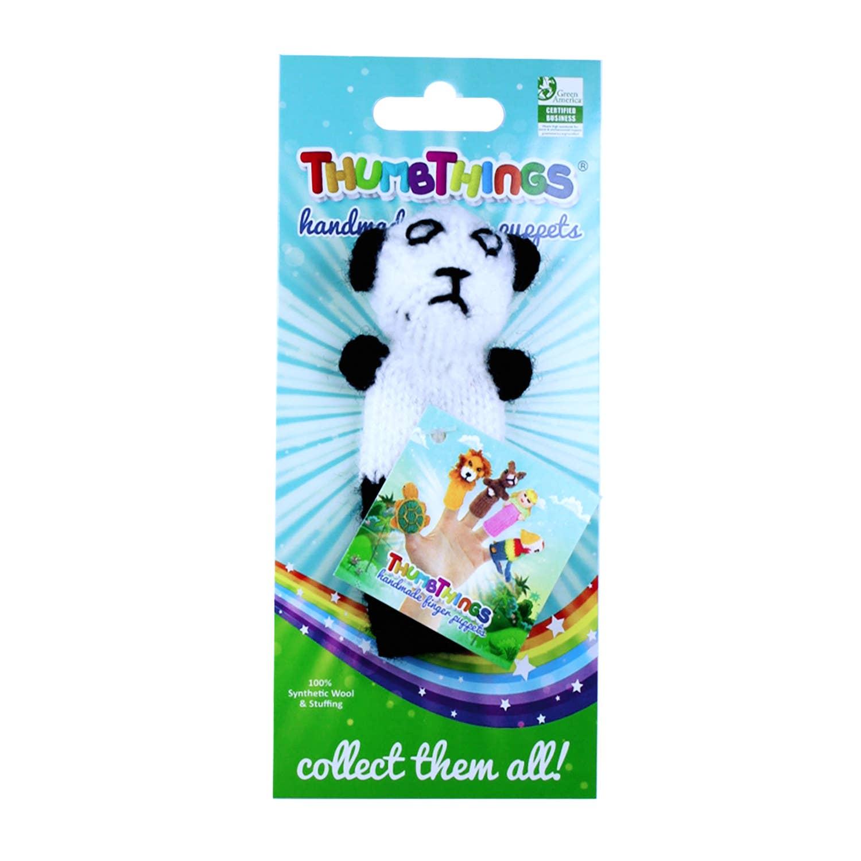 Panda Finger Puppet   Trada Marketplace