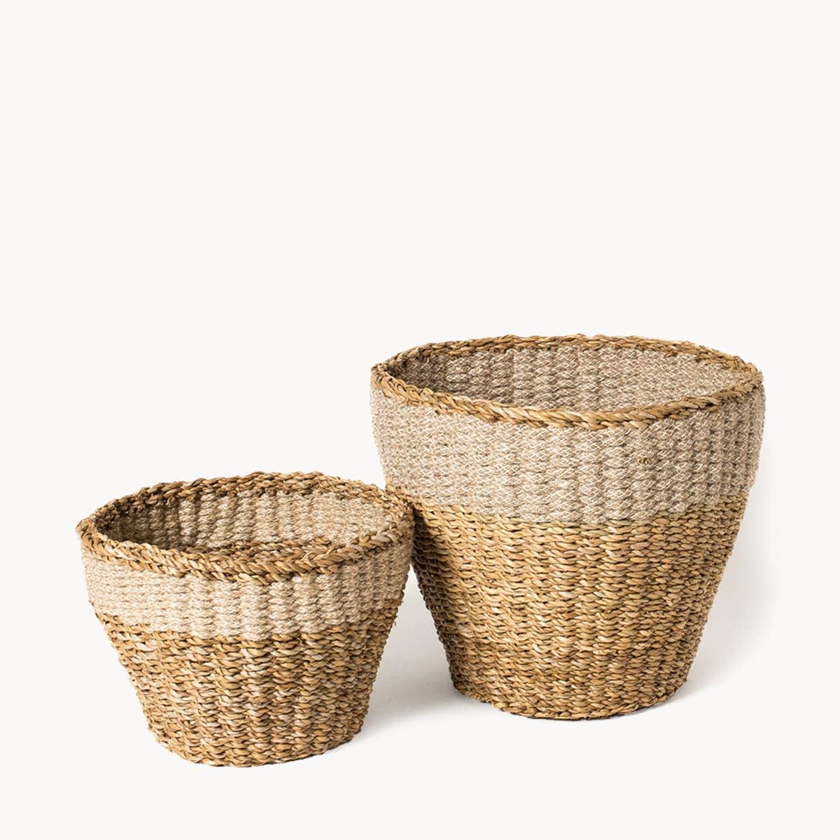 Savar Planter (Set of 2) | Trada Marketplace