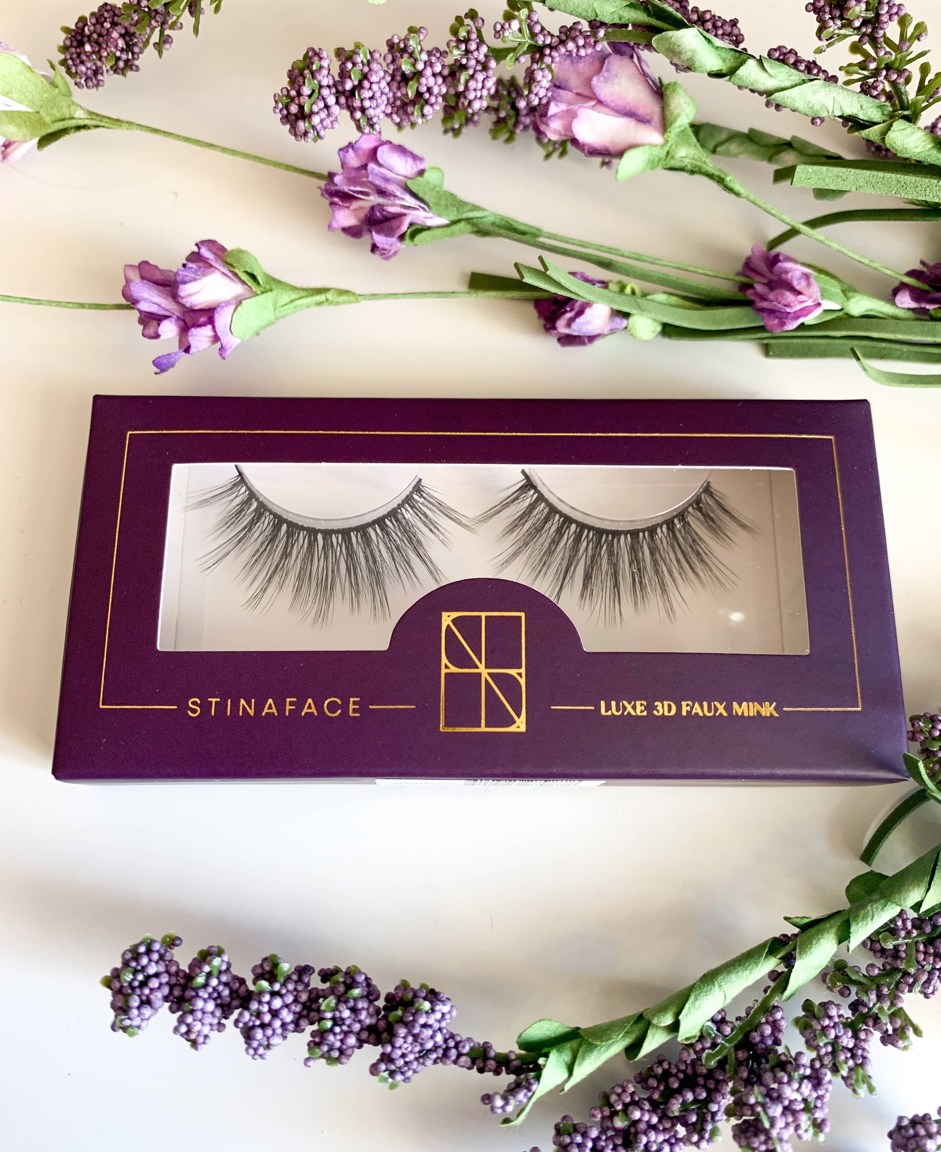 3D Faux Mink Lashes - WILLOW | Trada Marketplace