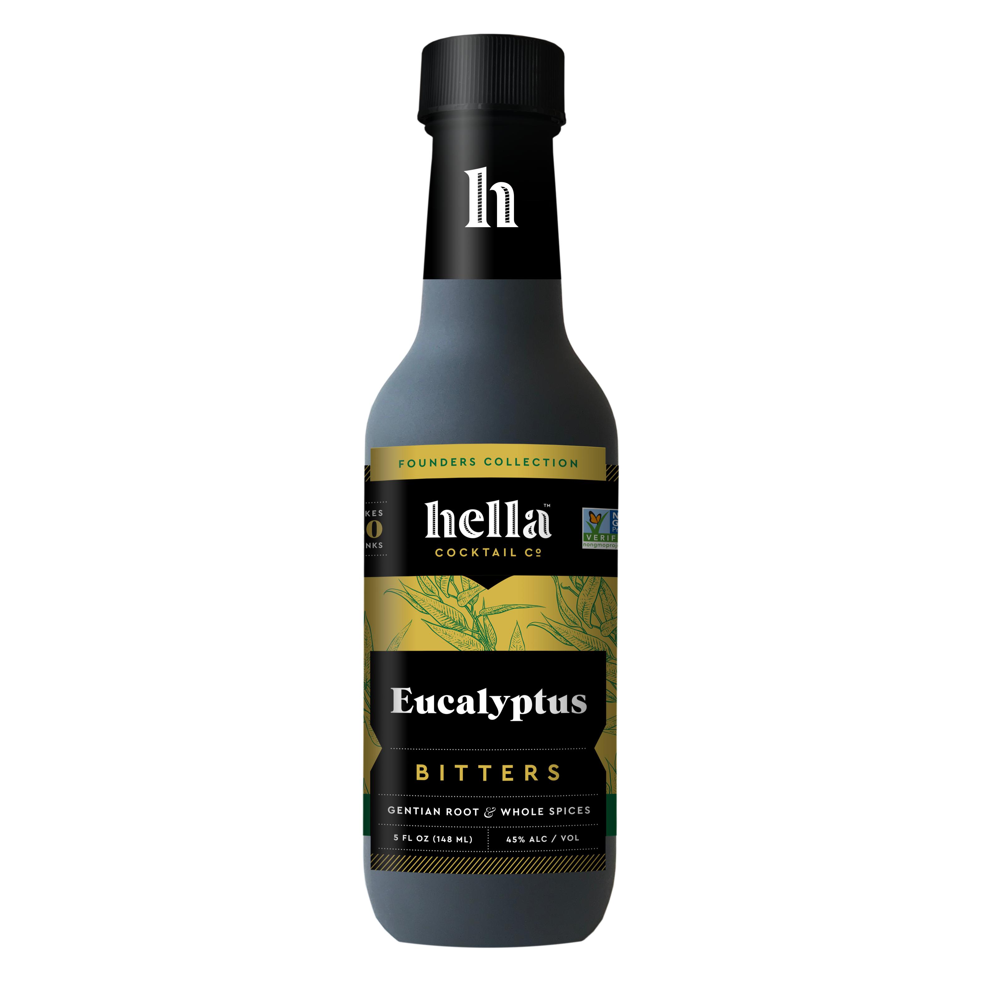 Eucalyptus Bitters 5oz | Trada Marketplace