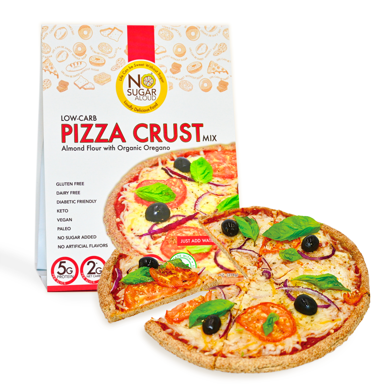 Low Carb Pizza Crust Mix   Trada Marketplace
