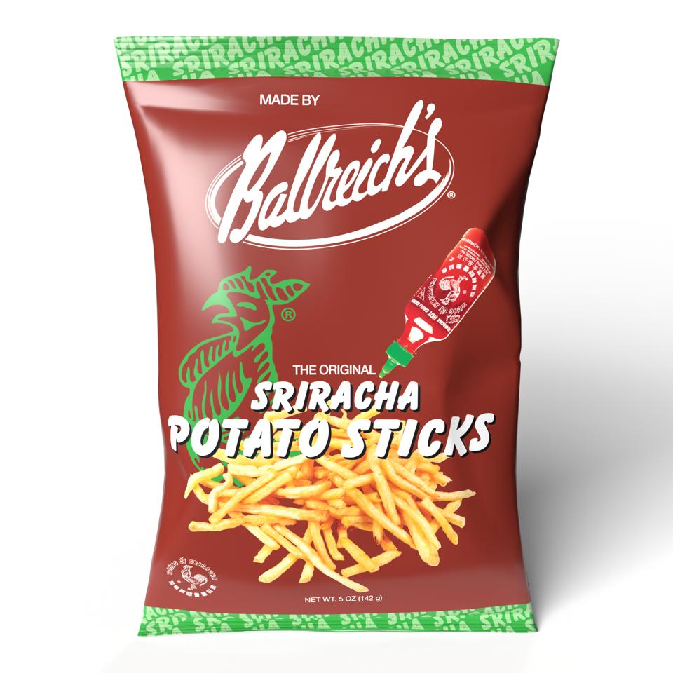 Sriracha Potato Sticks- 5.0 oz Bag   Trada Marketplace