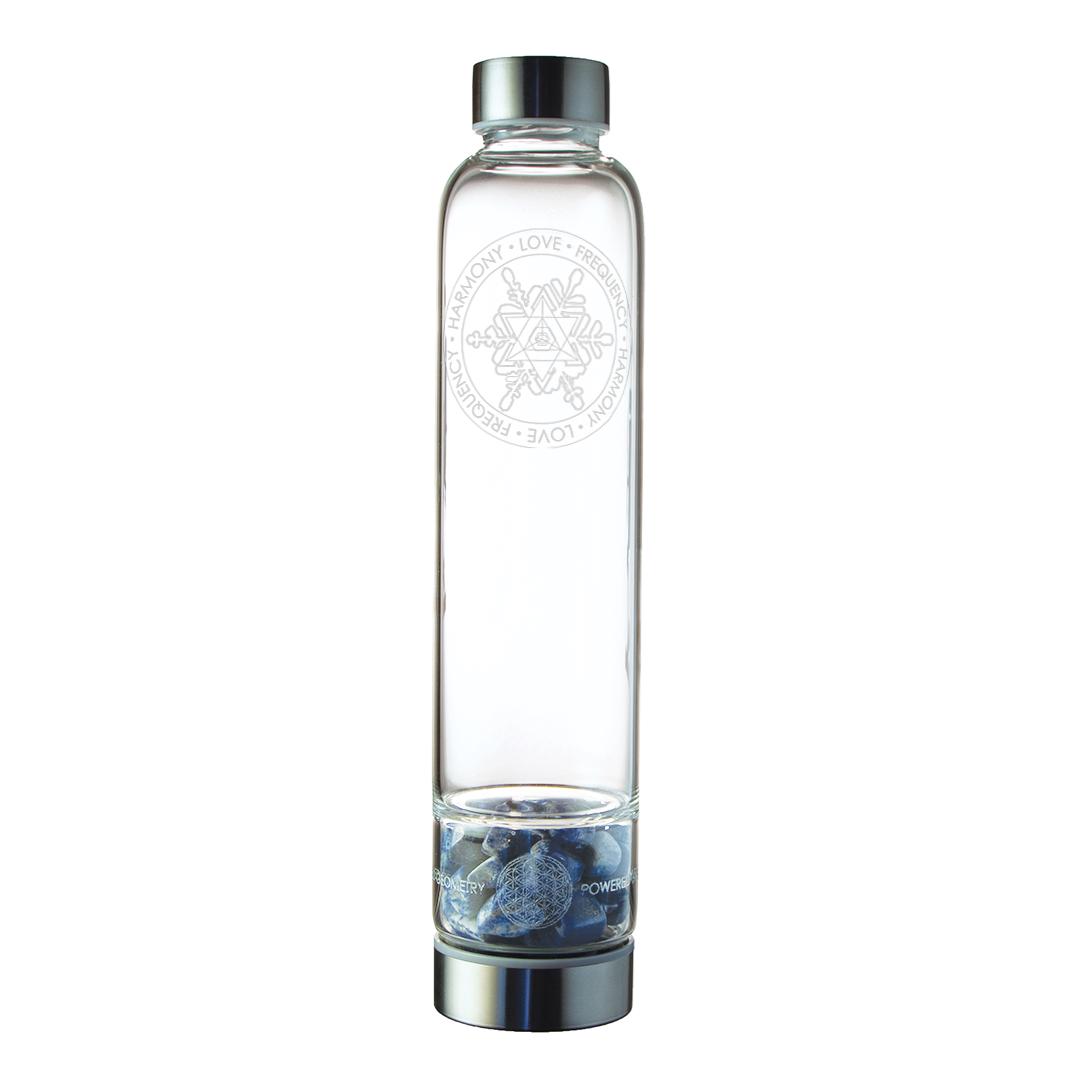 Power Water Bottle - Snowflake Crystal | Trada Marketplace