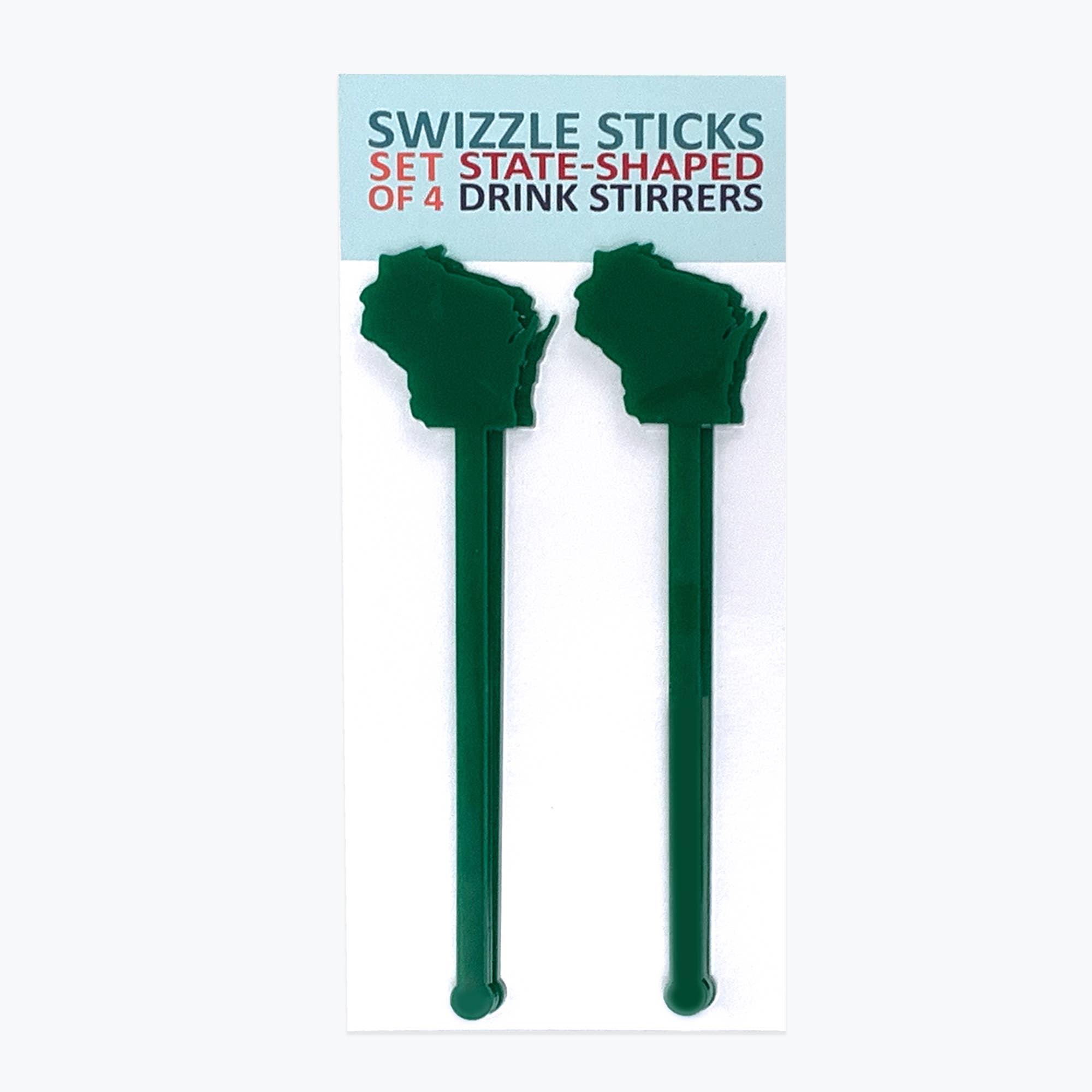 Wisconsin Swizzle Sticks   Trada Marketplace