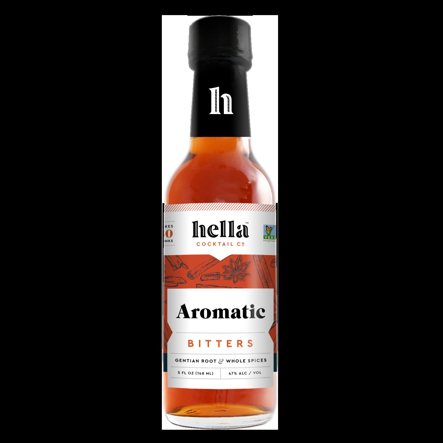 Aromatic Bitters 5oz | Trada Marketplace