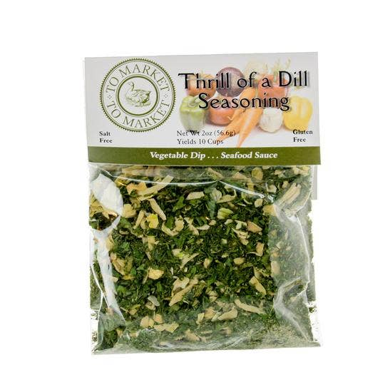 Thrill of a Dill Spice | Trada Marketplace