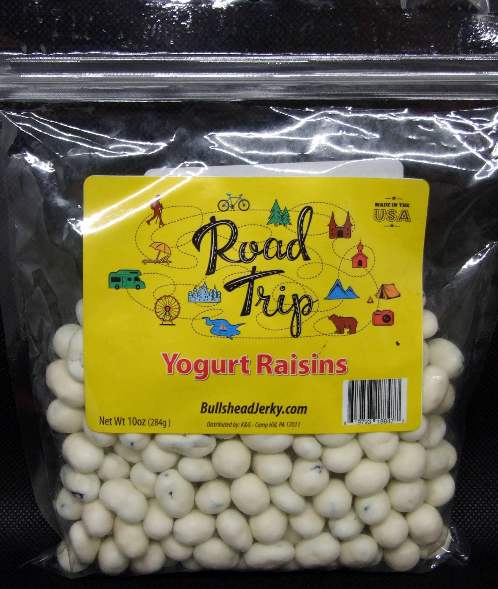 Yogurt Raisins 10 oz | Trada Marketplace