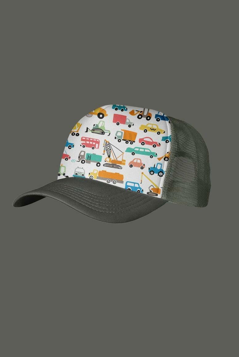 Little Trucks Grey Trucker Hat | Trada Marketplace