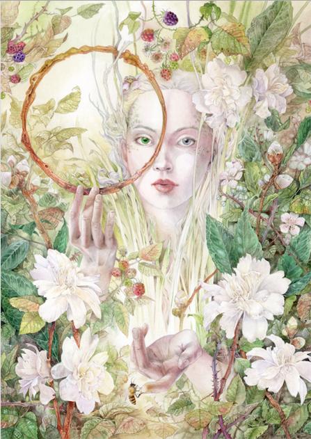 Daphnis, 1000-pc Velvet-Touch Jigsaw Puzzle | Trada Marketplace