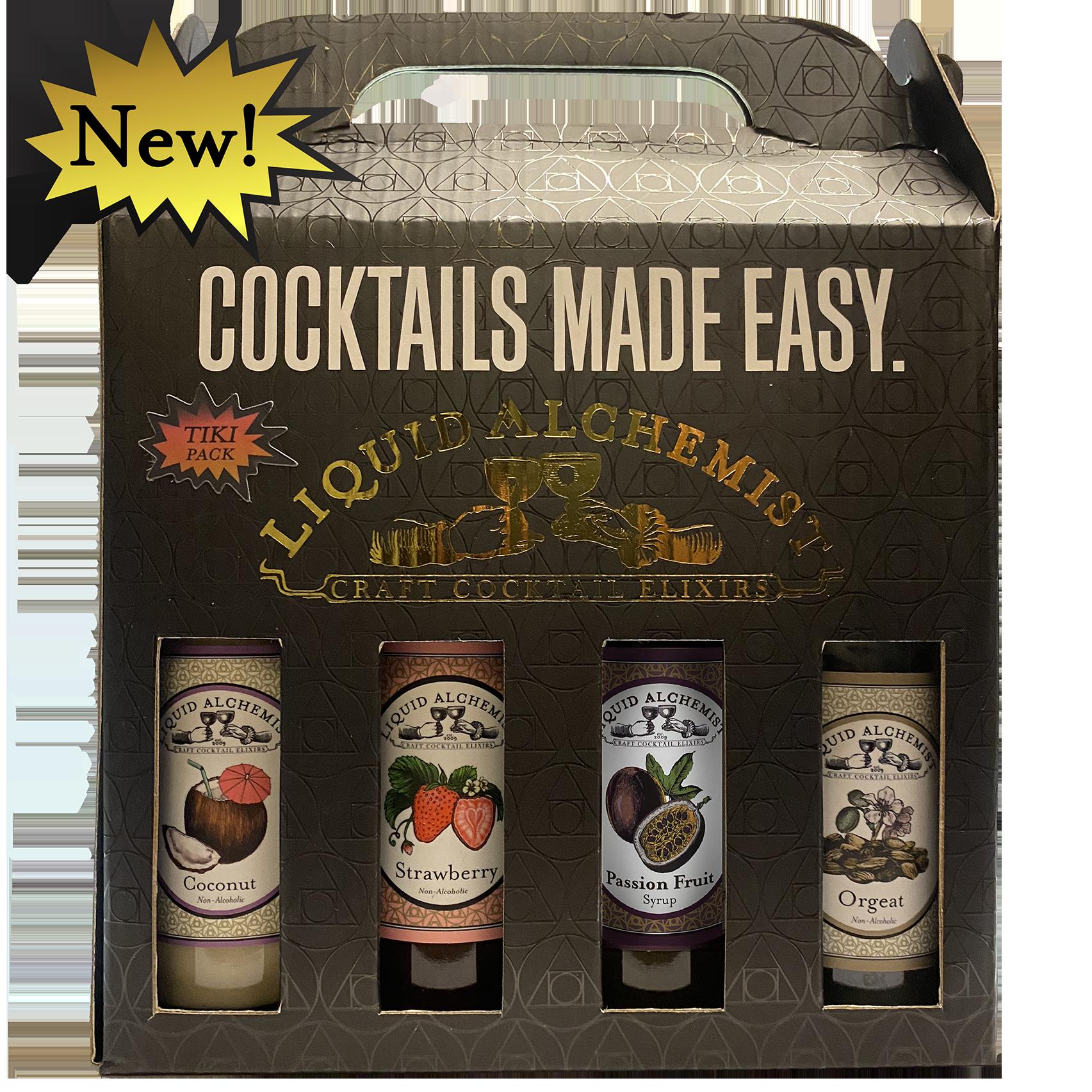 *NEW* TIKI Variety Pack   Trada Marketplace