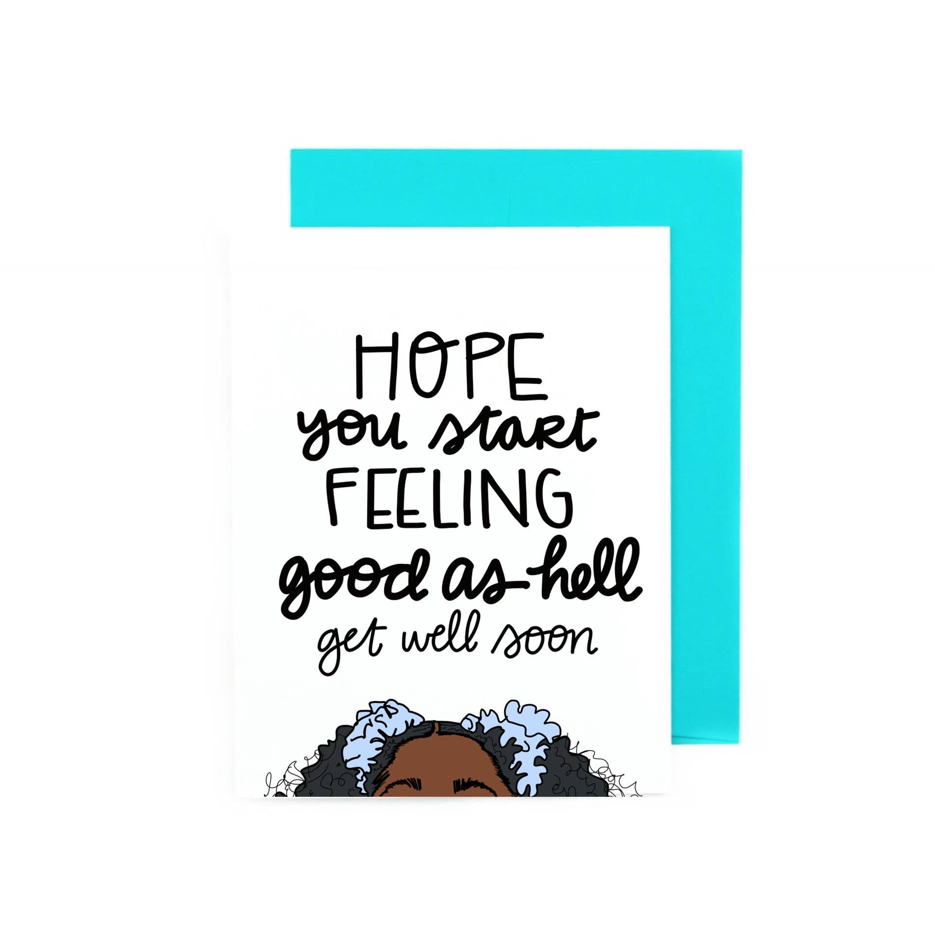Hope You Start Feeling Good As Hell, Get Well Soon, Lizzo | Trada Marketplace
