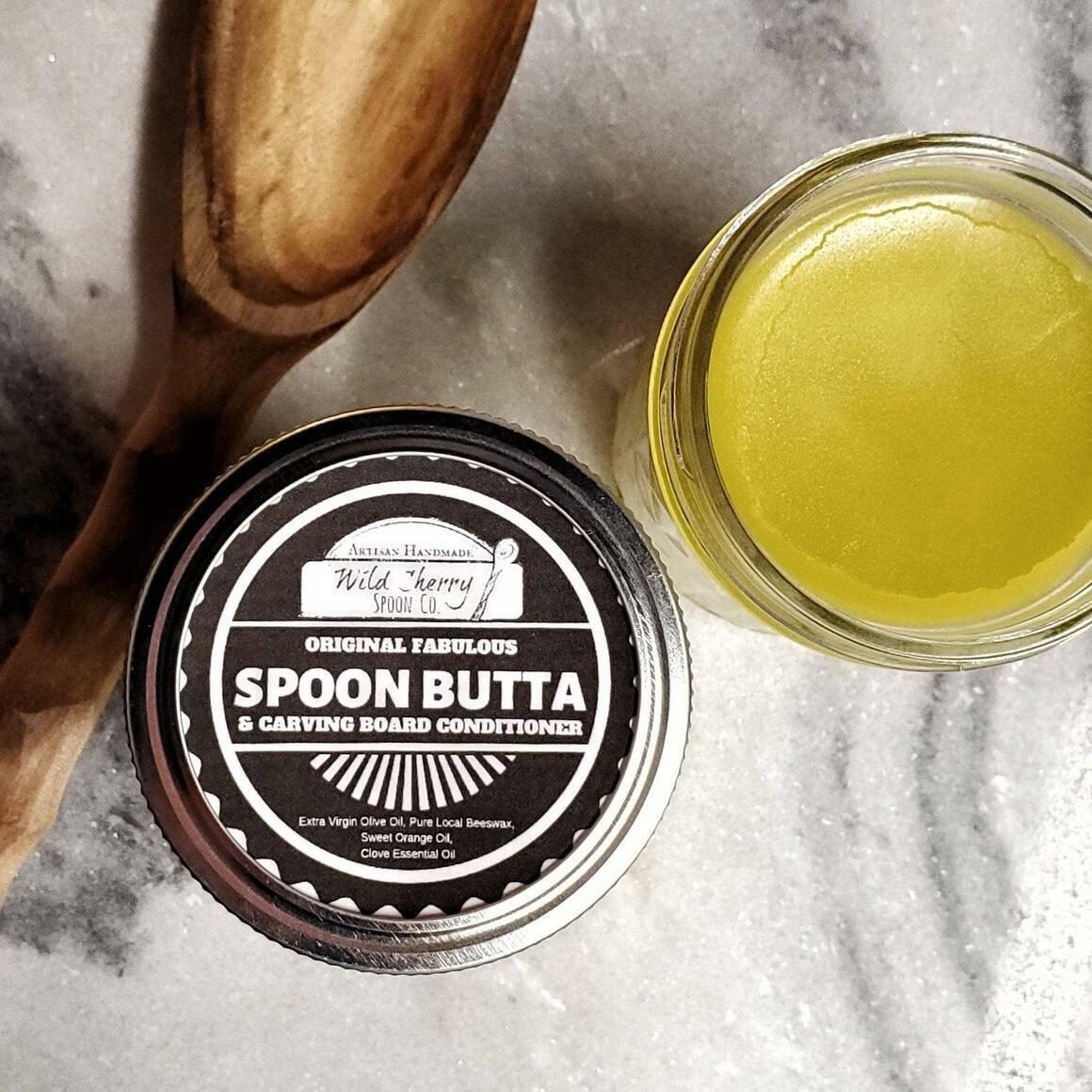 Spoon Butta & Carving Board Conditioner | Trada Marketplace